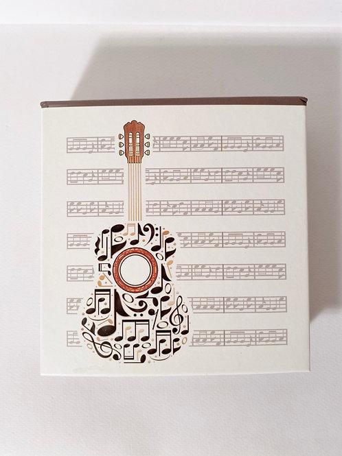 Notizblock Gitarre