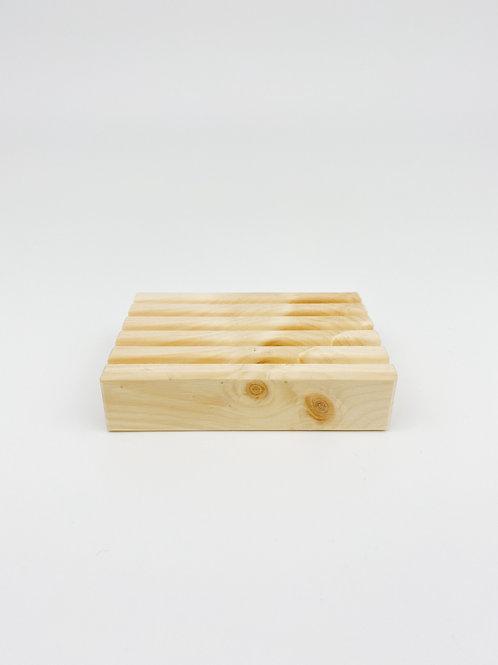 Seifenablage Zirbenholz
