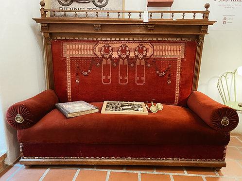 Sofa Jugendstil