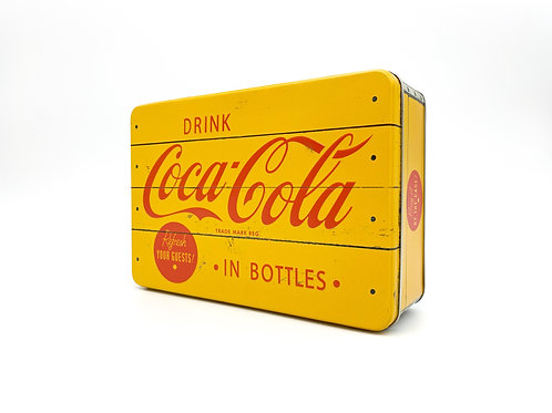"Retrodose flach ""Coca Cola"""