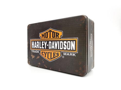 "Retrodose flach ""Harley-Davidson"""
