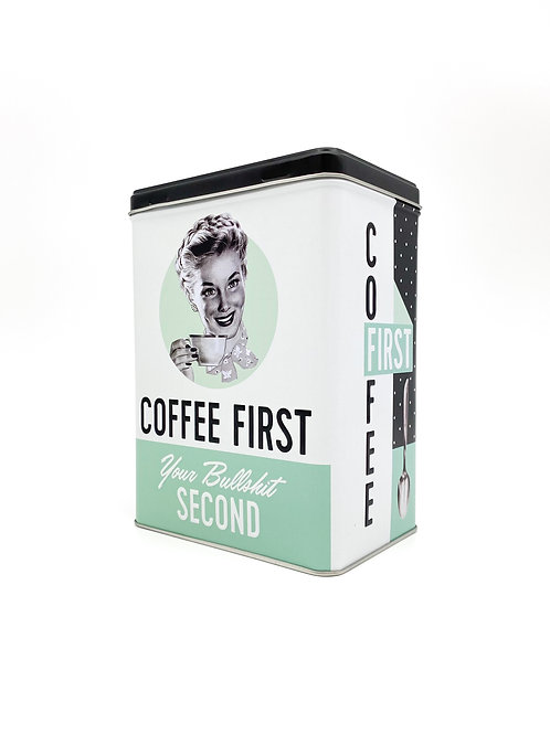 "Retrodose L ""Coffee First"""