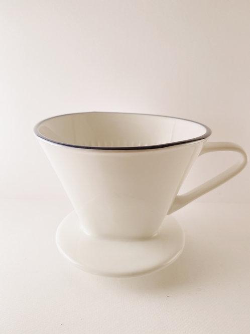 Kaffeefilter Blaurand