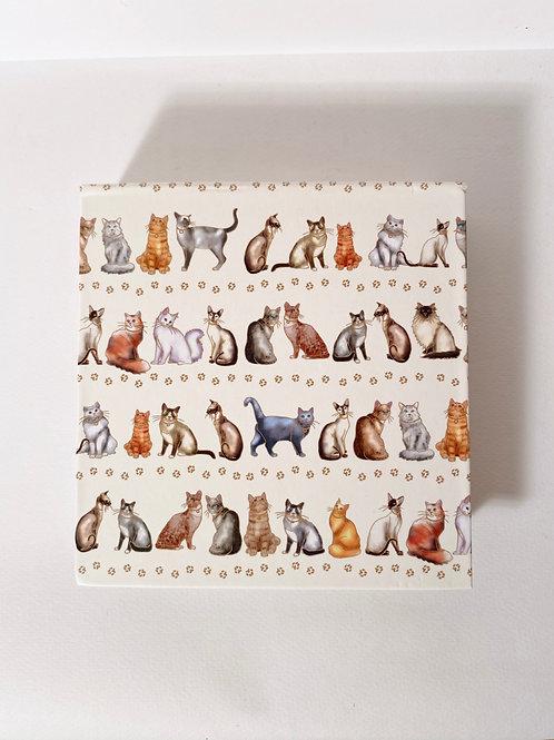 Notizblock Katzen