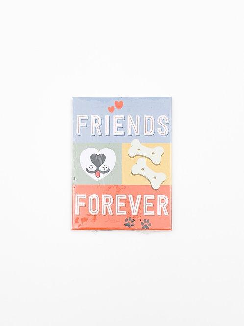 "Magnet ""Friends Forever"""