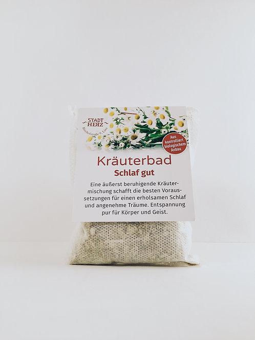 """Kräuterbad """"Schlaf gut"""""""