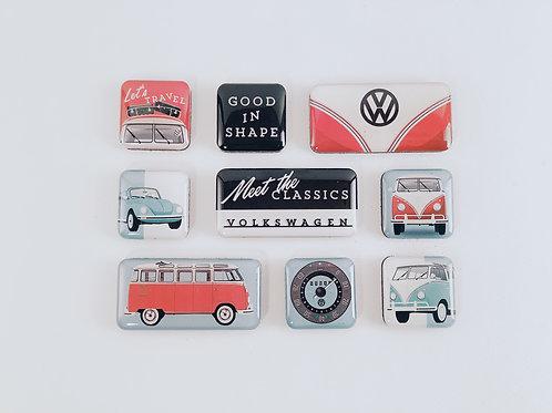 """Magneten """"Meet The Classics VW"""""""