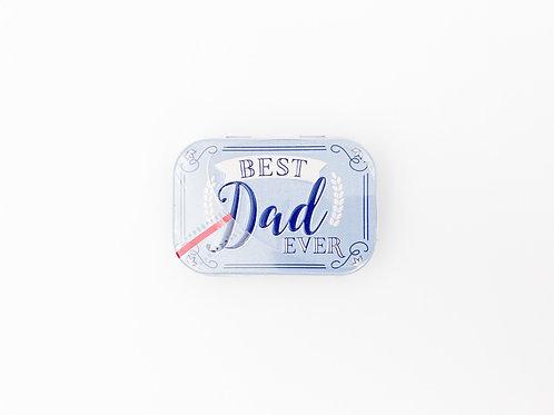 "Pillendose ""Best Dad"""