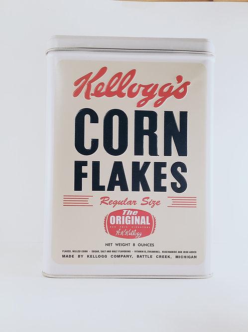 "Box ""Kellogg's Cornflakes"""