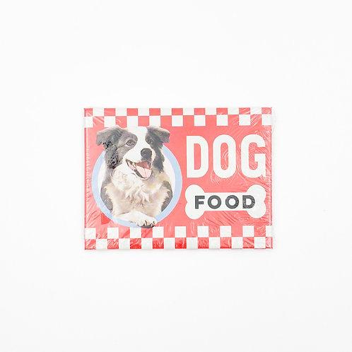 """Magnet """"Dog Food"""""""