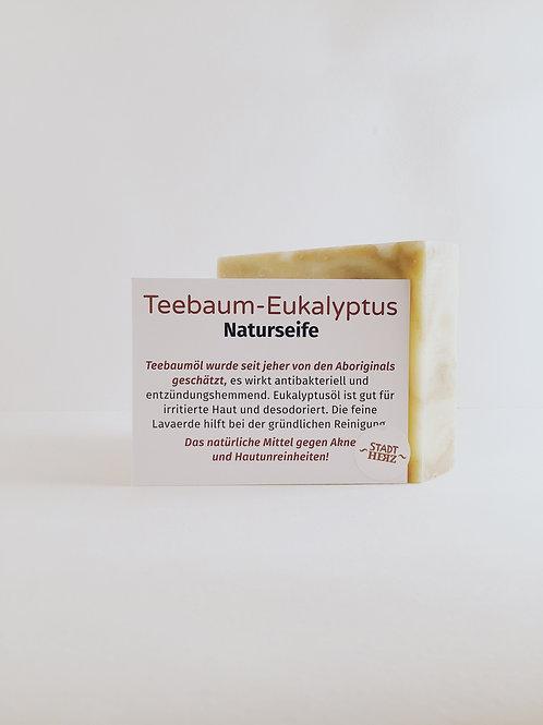 "Naturseife ""Teebaum-Eukalyptus"""