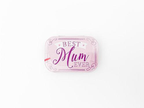 """Pillendose """"Best Mum"""""""
