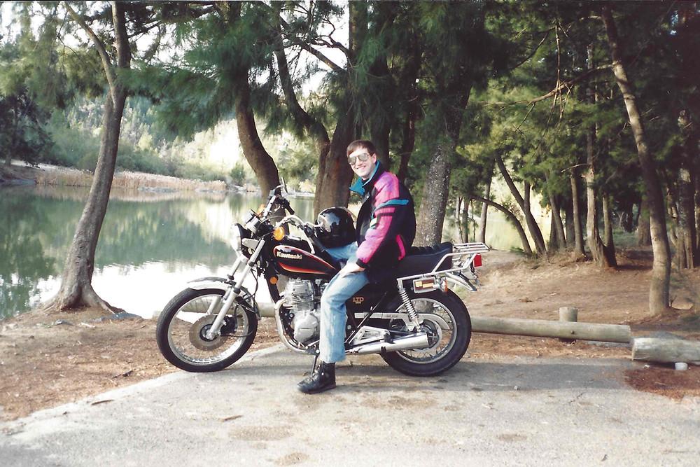 1991 Kawasaki 305LTD - Canberra, Australia