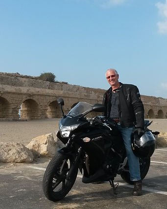Author at Aqueduct Beach, Caesarea