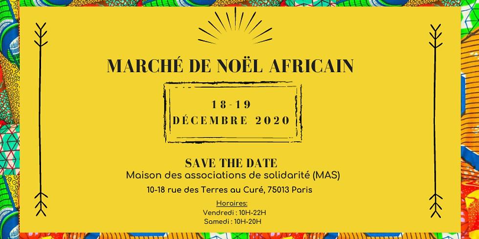 MARCHE DE NOËL AFRICAIN