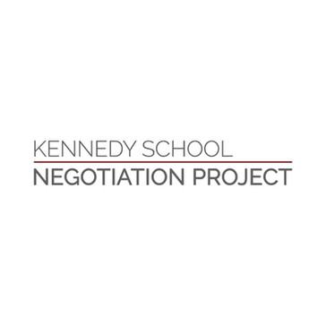Kennedy School Negotiation Project