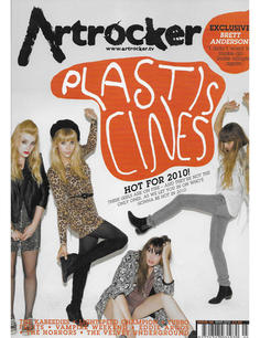 Artricker, March 2010 Cover