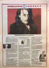 Melody Maker, 23 May 1992 pg34