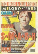 Melody Maker, 17 September 1994 Cover