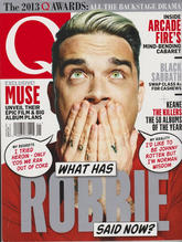 Q Magazine, Januery 2014 Cover