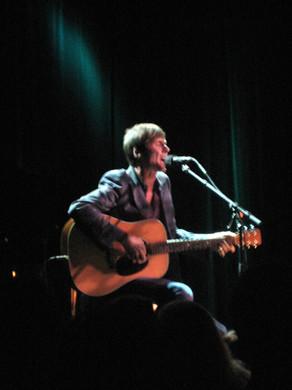 Brett Anderson at VoxHall, Århus, Denmark, October 2008