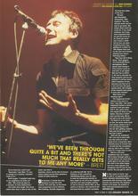 Melody Maker, 3-9 November 1999