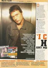 Melody Maker, 22 December 1999 - 4 January 2000, Pg28
