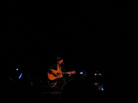 Brett Anderson at Frederiksberg Centret, Copenhagen, Denmark, October 2007