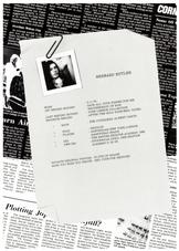 Debut Tour Programme, Japan 1993 pg8
