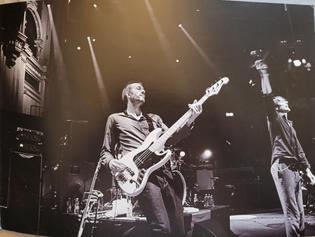 Reunion Tour Programme 2010 Inside Back Cover