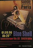 Coming Up Party Flyer, Cologne 1996