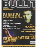 Bullit, December 2003 - Cover