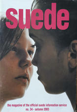 SIS #34 Autumn 2003 Front Cover