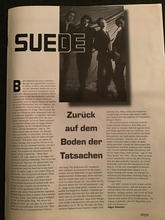 C.O.R.E. Magazine, Germany, January 1994