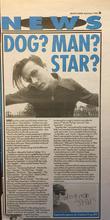Melody Maker, 3 September 1994 pg3