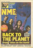 Bernard out of Suede NME January 1993