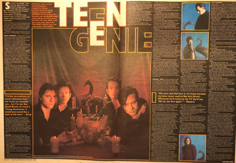 NME, 29 October 1994 pg 32-33