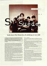 Chili Magazine, Summer 1996