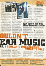 Melody Maker, 22 December 1999 - 4 January 2000, Pg29