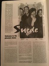 Ritual Magazine, Belgium, January 1995 pg26