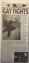 Melody Maker, 5 March 1994 pg4