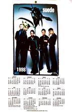 SIS Calendar 1998