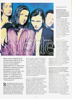 Rock De Lux, Spain, issue 99, July-August 1993