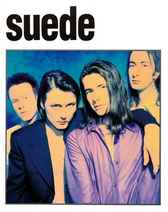 Debut Tour Programme, Japan 1993 Cover