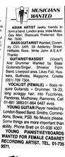 NME, 28 october 1989, pg61