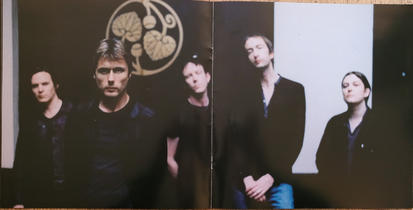 A New Morning Tour Programme 2002 pg12