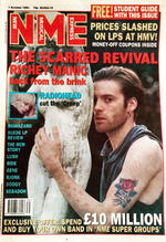 NME, 1 October 1994 Cover