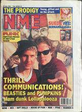 NME, 30 July 1994 Cover