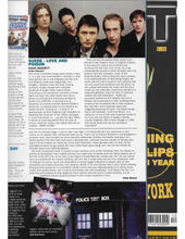 Bullit, December 2003 - Reviews Section
