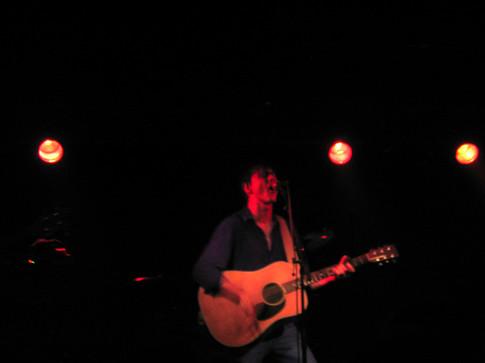 Brett Anderson at Lille Vega, Copenhagen, Denmark, 20 March 2007